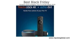 Amazon Echo Gadgets, Fire TV sticks, and Kindle Fire Tablets