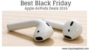 Apple AirPods Deals on Black