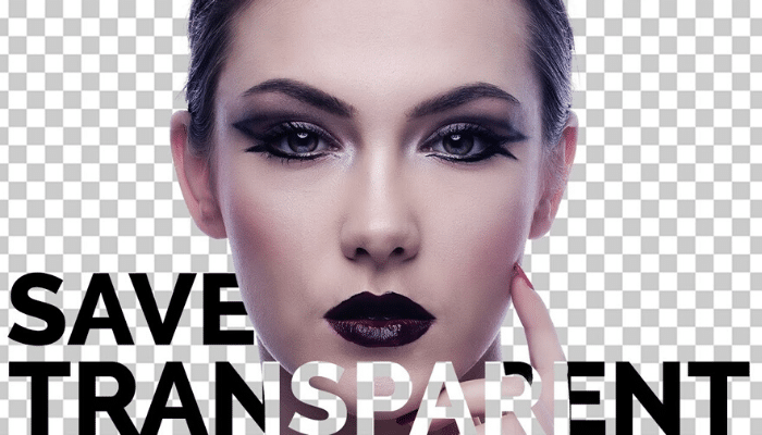 HOW TO MAKE A TRANSPARENT BACKGROUND IN PHOTOSHOP