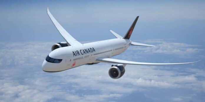 air Flights canada