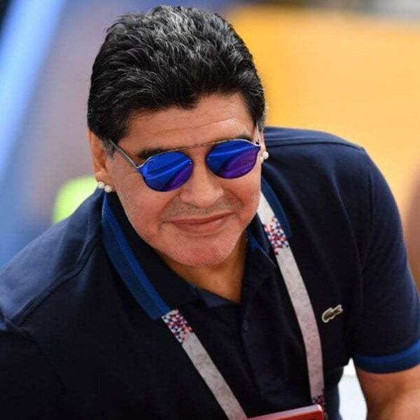 Breaking News: Maradona is Dead at 60 Years of Age