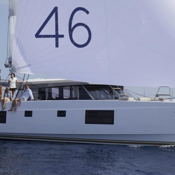 Why Should You Choose the Nautitech 46 Open Catamaran for Fast and Safe Sailing?