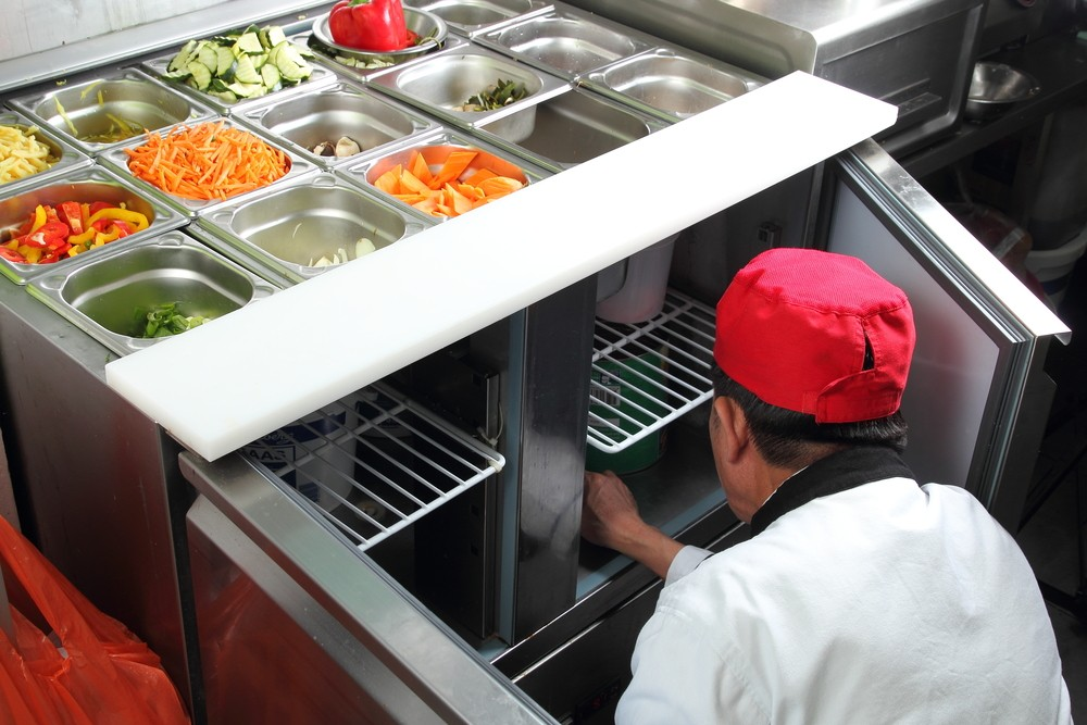 Food Storage in Commercial Kitchen: Must Wanted Equipment
