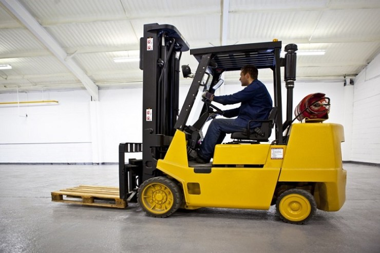 Get a Forklift Licence Today!