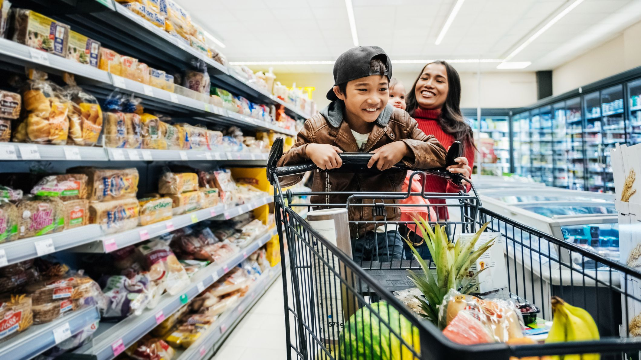 Reasons to shop from Good fortune supermarket