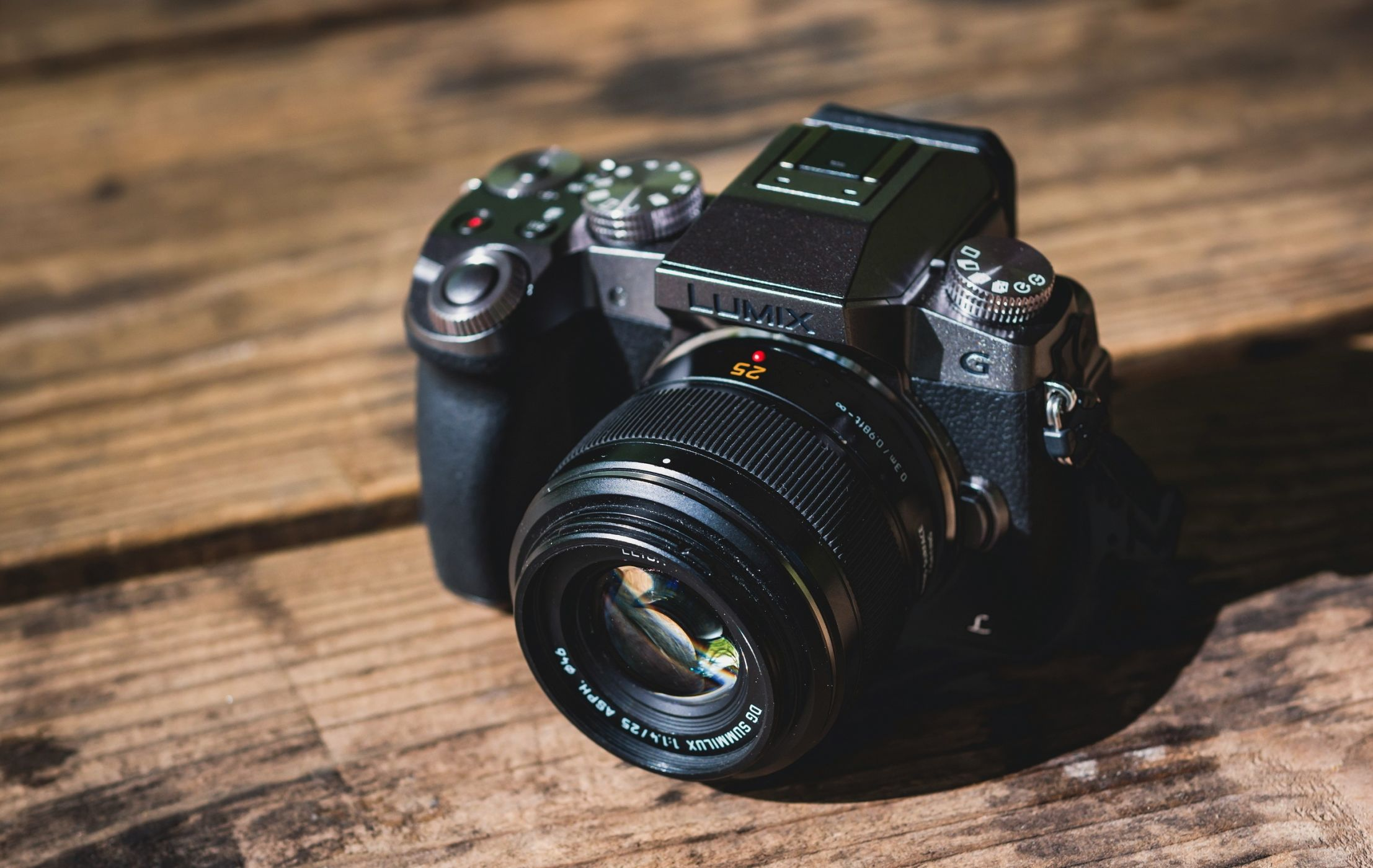 The Best Combination of Features Camera