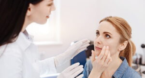 ACNE Skin Infection Checkup