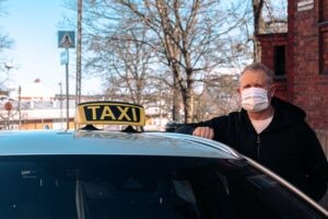 Taxi Wear Mask