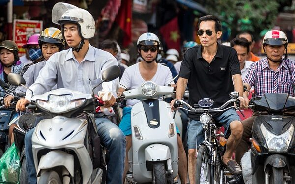 Bicycles, scooters and safety devices
